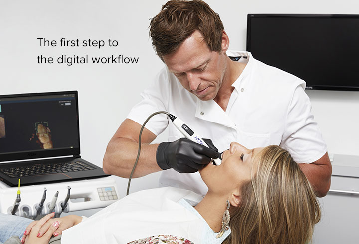 WOW – Intra-Oral Scanner
